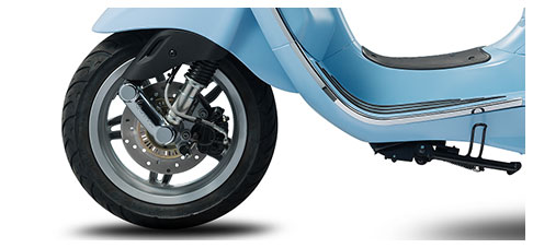 Vespa Primavera 70th ANNIVERSARYSPECIAL EQUIPMENTS